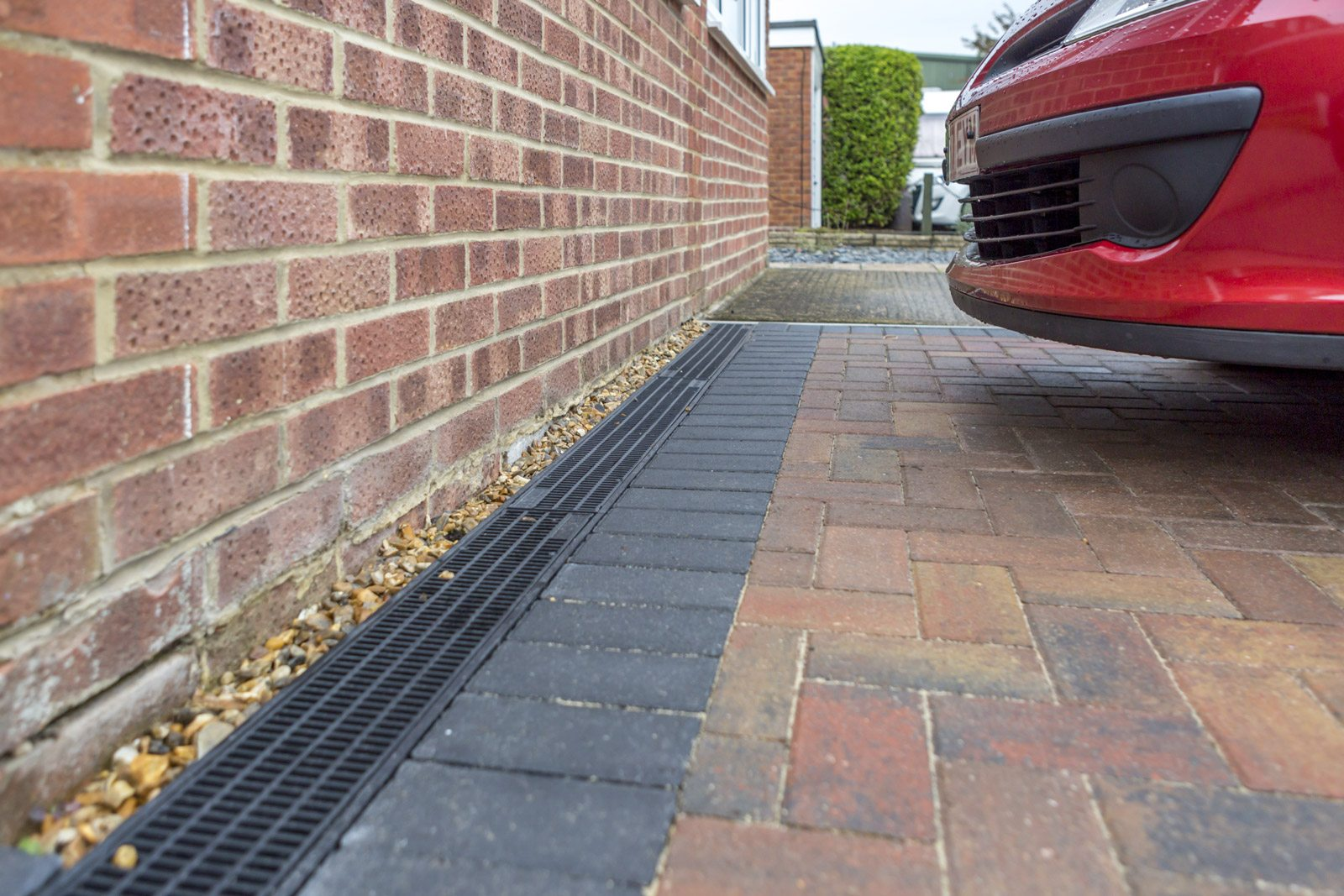 How To Install Channel Drains Acre Driveway Amp Patios