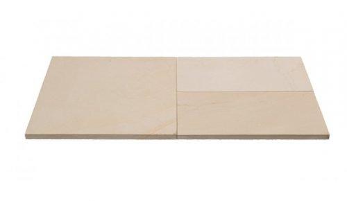 Elite Textured Sandstone Rustic Pearl